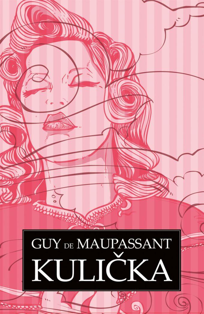 Guy de Maupassant - Kulička - Book design/illustration
