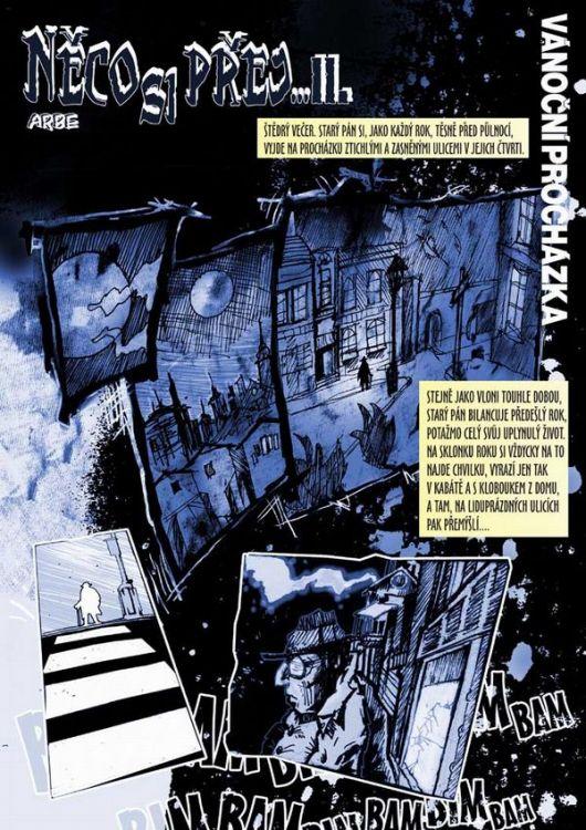 Comics Něco si přej vol.2, strana 1