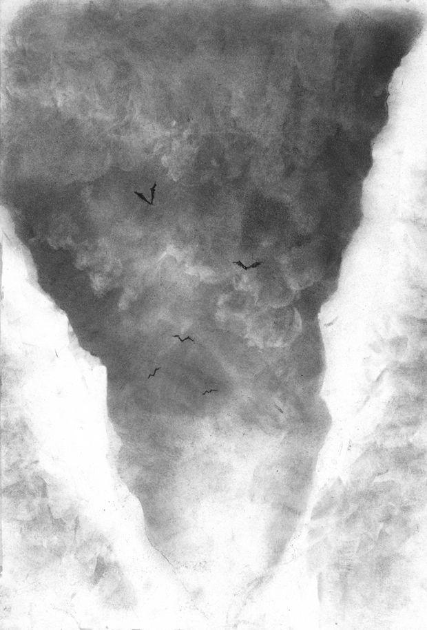 ilustrace do knihy Maj K.H.Mácha