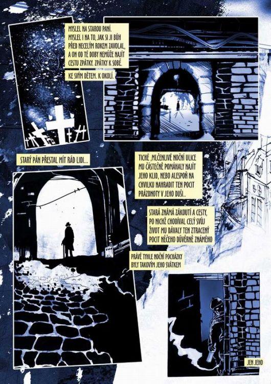 Comics Něco si přej vol.2, strana 2