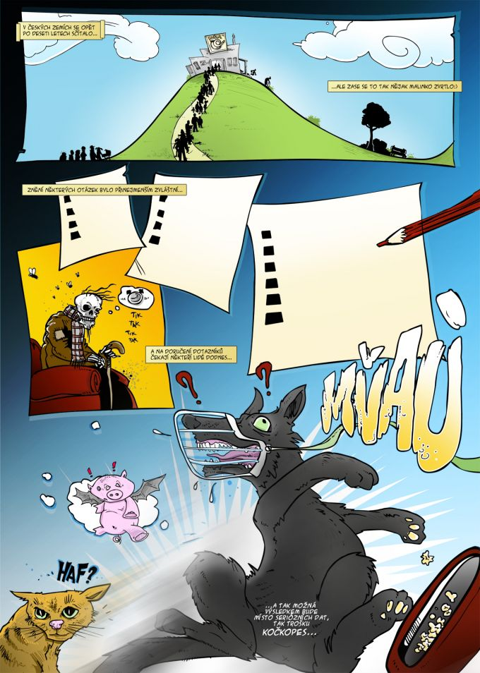 comics pro magazin Romano Vodi