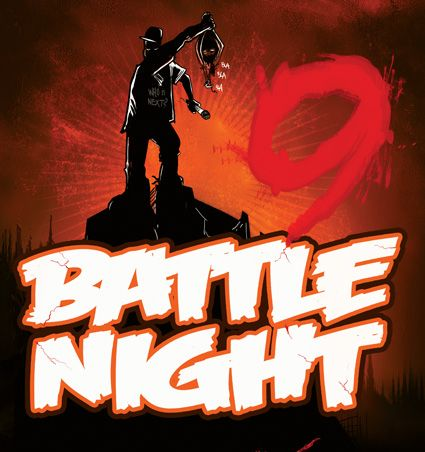 Battle Night, Prague freestyle competition series