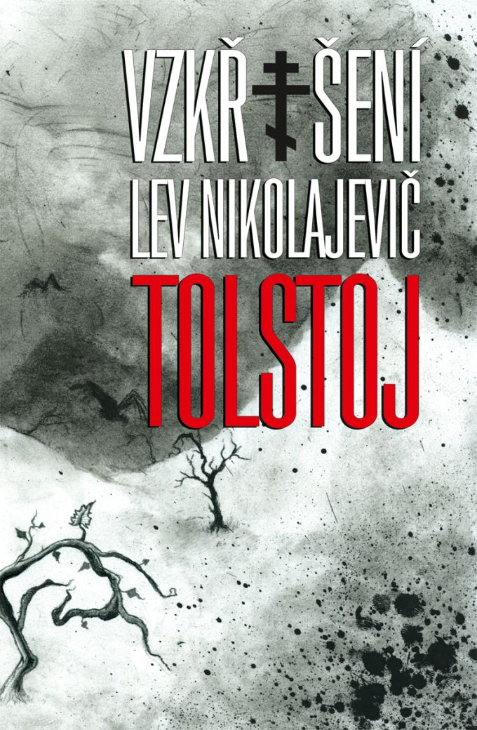 L.N.Tolstoj  - Vzkříšení - book cover/illustration