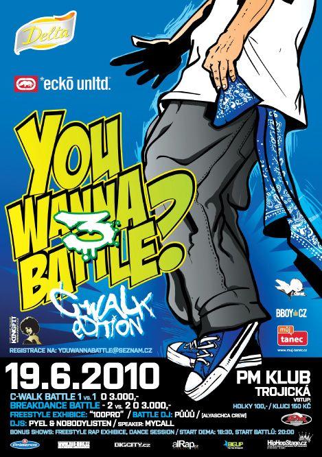You Wanna Battle vol.3 ilustrace