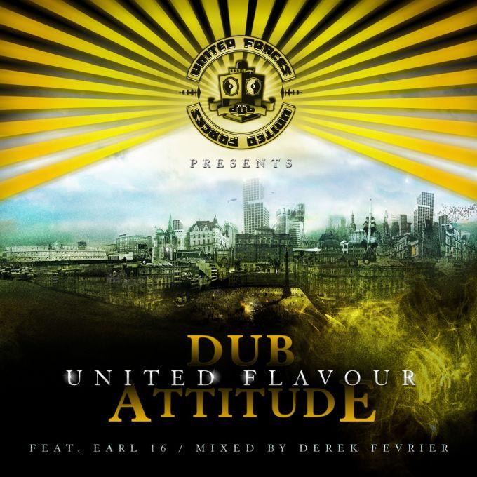 United forces of dub vinyl release DUB ATTITUDE