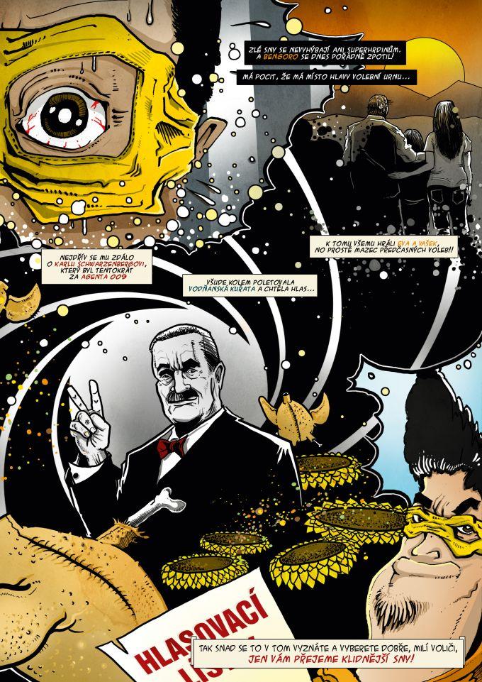 comics pro magazin Romano Vodi 10/2013