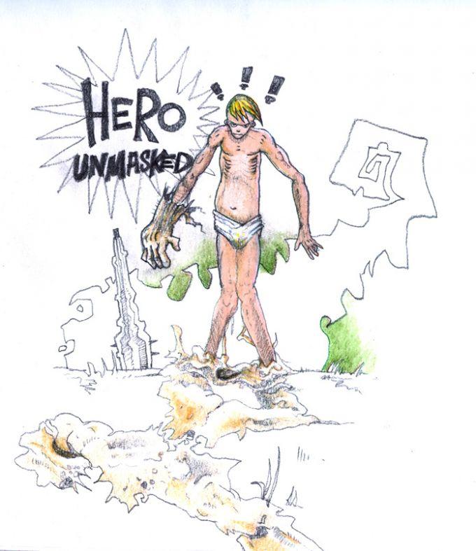 hero unmasked