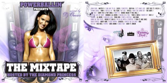 PowerBallin mixtape series