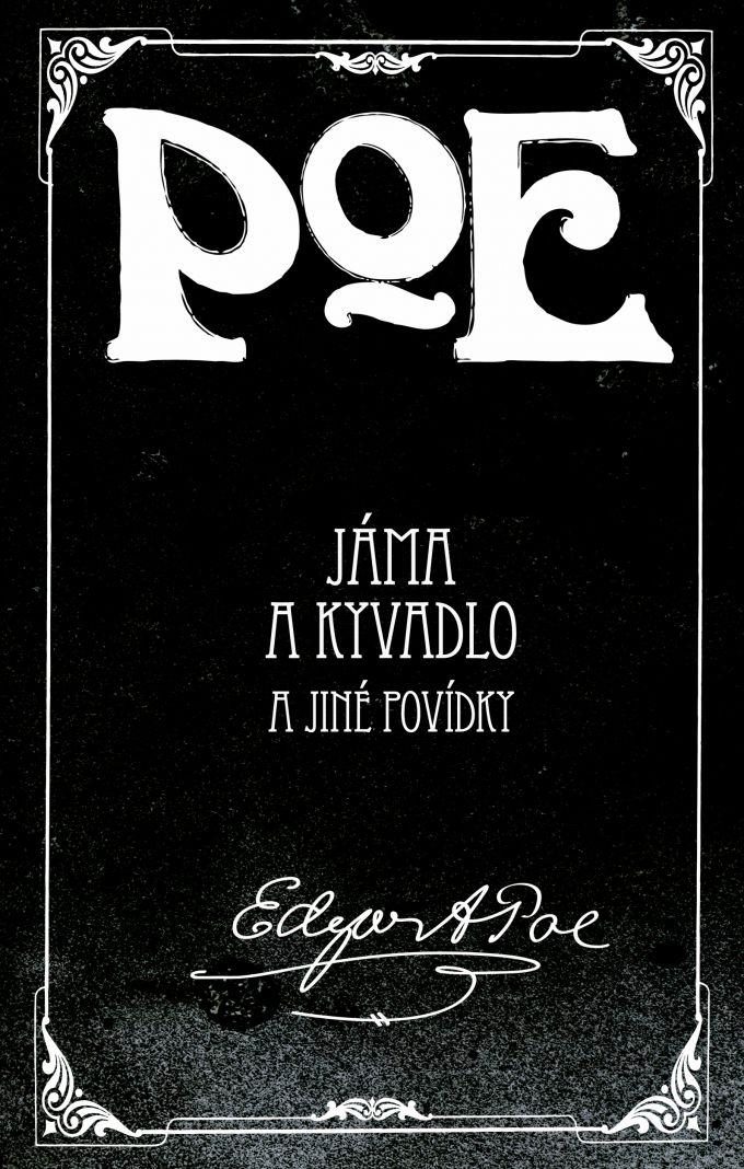 E.A.Poe - Jáma a kyvadlo - book design