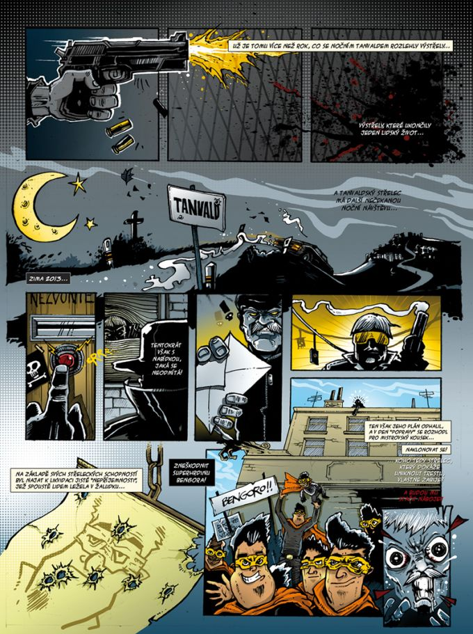 comics pro magazin Romano Vodi c.3/2013