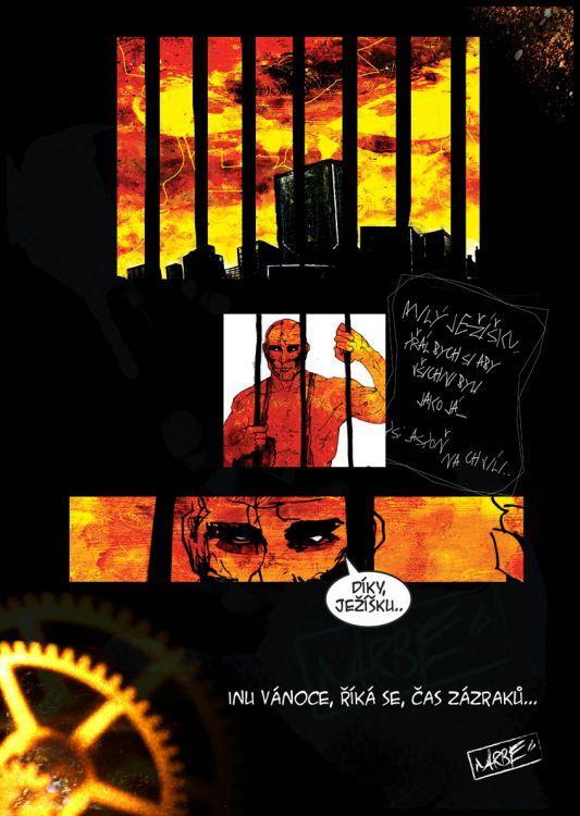 Comics Něco si přej vol.1, strana 4