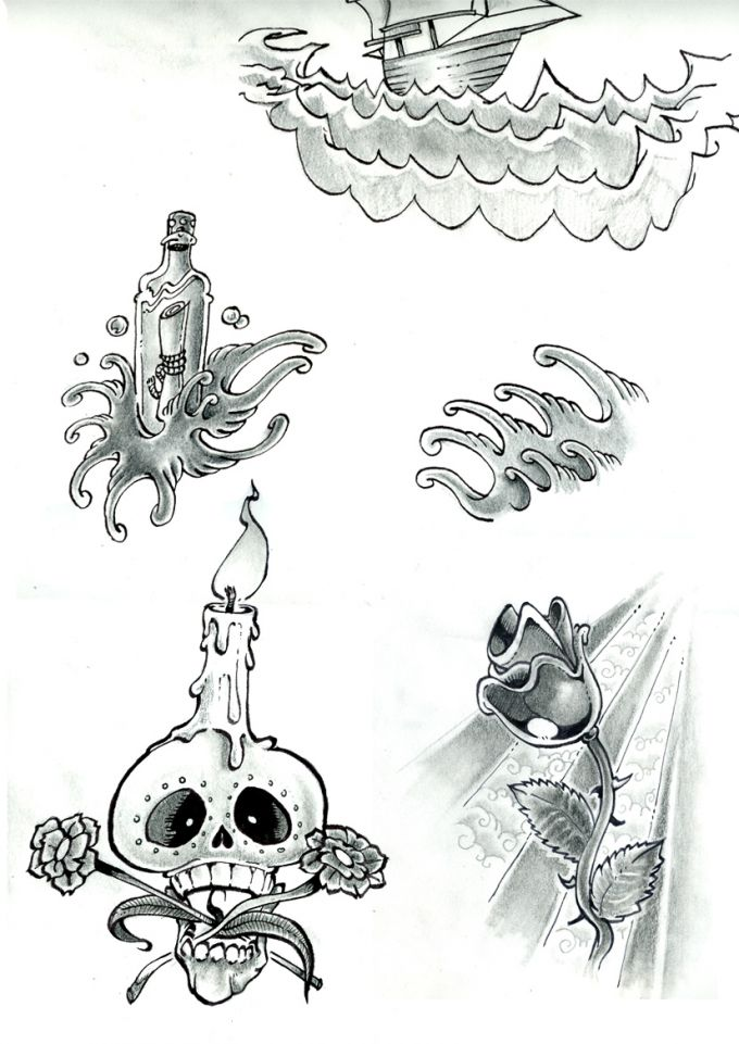 skicy / sketches