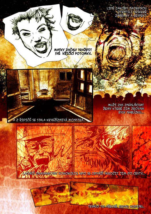 Comics Něco si přej vol.1, strana 3