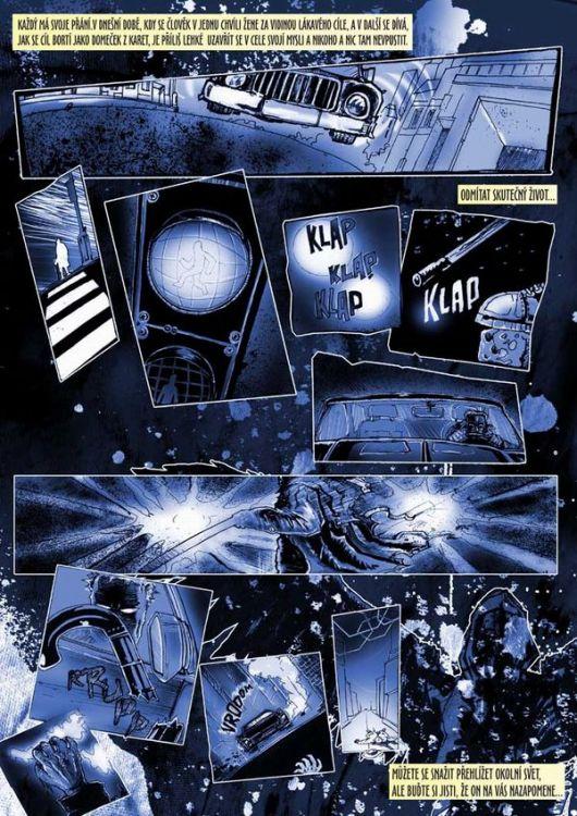 Comics Něco si přej vol.2, strana 4