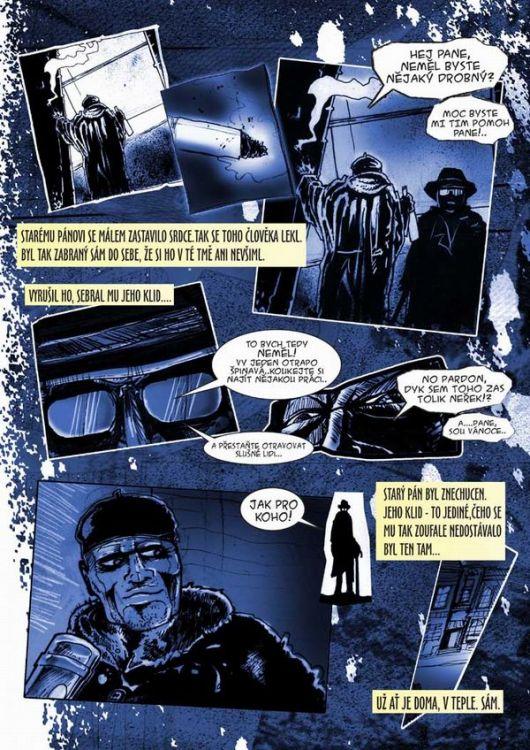 Comics Něco si přej vol.2, strana 3