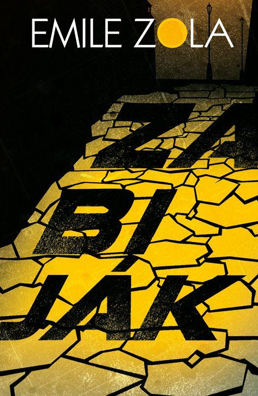 Emile Zola - Zabiják book cover/design