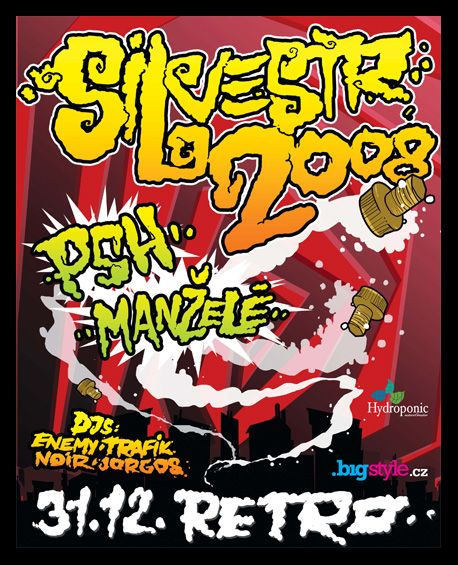 Silvestr/NYE2008