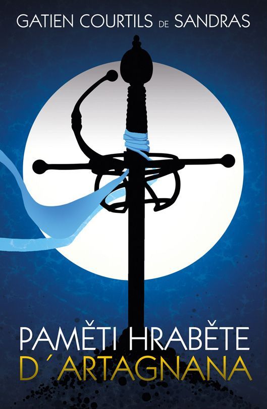 Paměti hraběte  D´Artagnana book cover/design