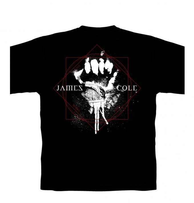 Merchandise for James Cole