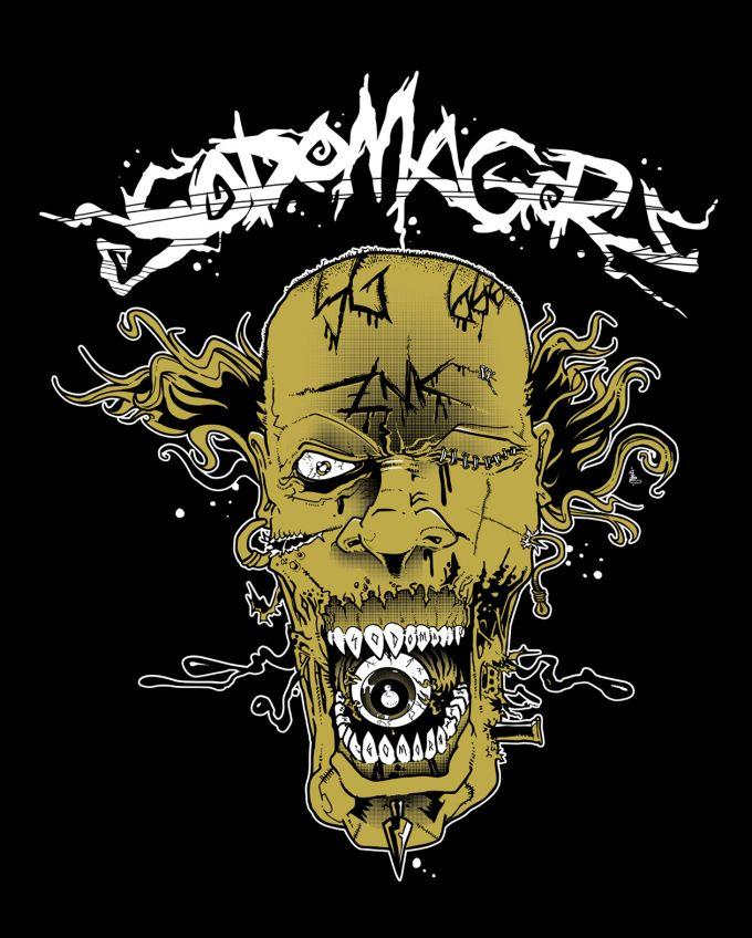 SODOMAGOR t-shirt design Sodoma Gomora