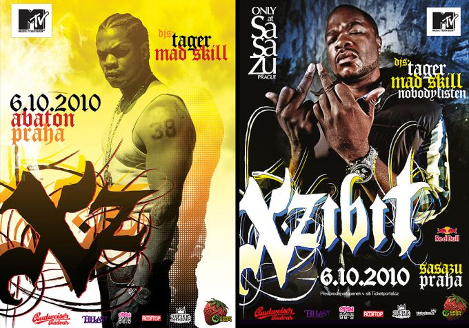 Xzibit 2010 Prague - CANCELLED