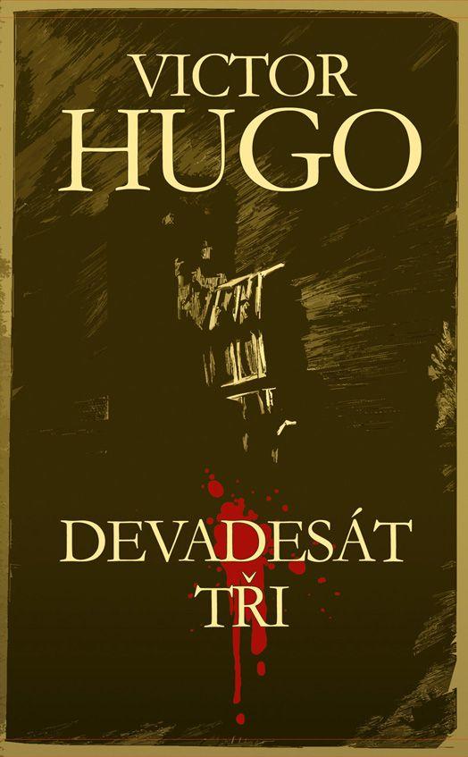Victor Hugo - 93 - book cover/design
