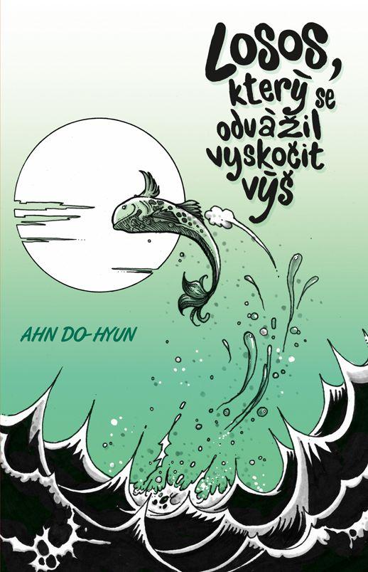 A.Doo-Hyun Losos ktery se odvazil vyskocit vys - book cover /illustration