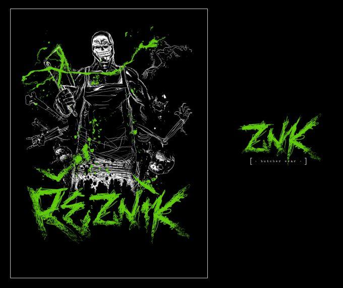 REZNIK t-shirt design Sodoma Gomora